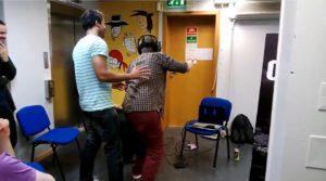 Oculus Rift reactions