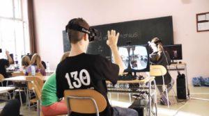oculus rift education