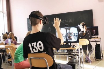 oculus rift education