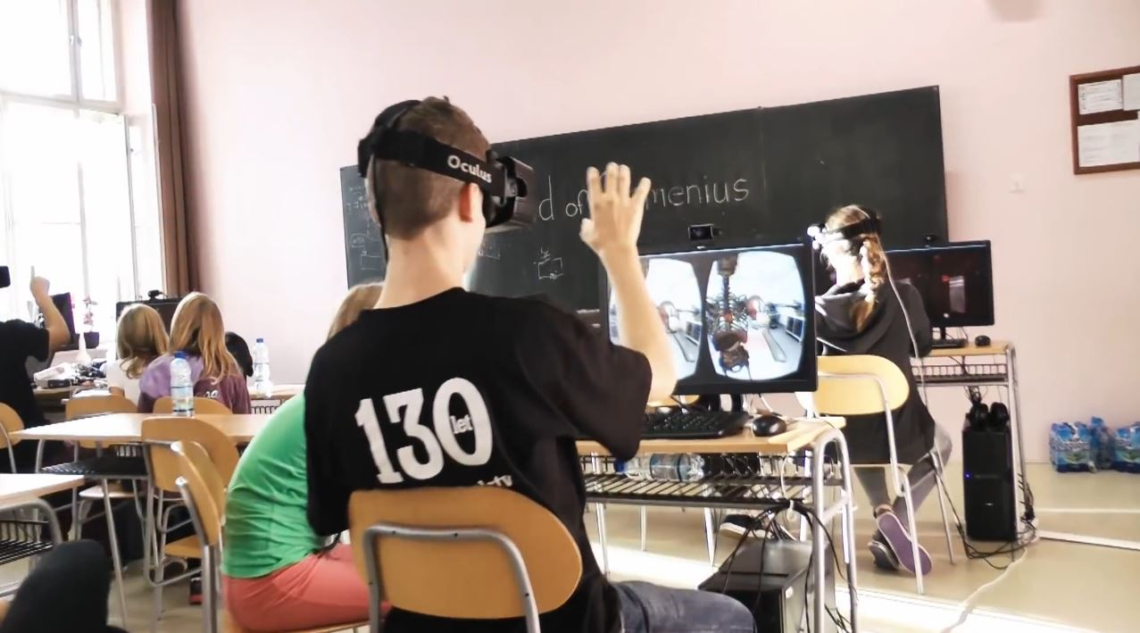 Oculus Rift Education Might Become a Thing - Rift Info