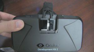 oculus rift extended mode