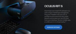 oculus rift s drivers download 2
