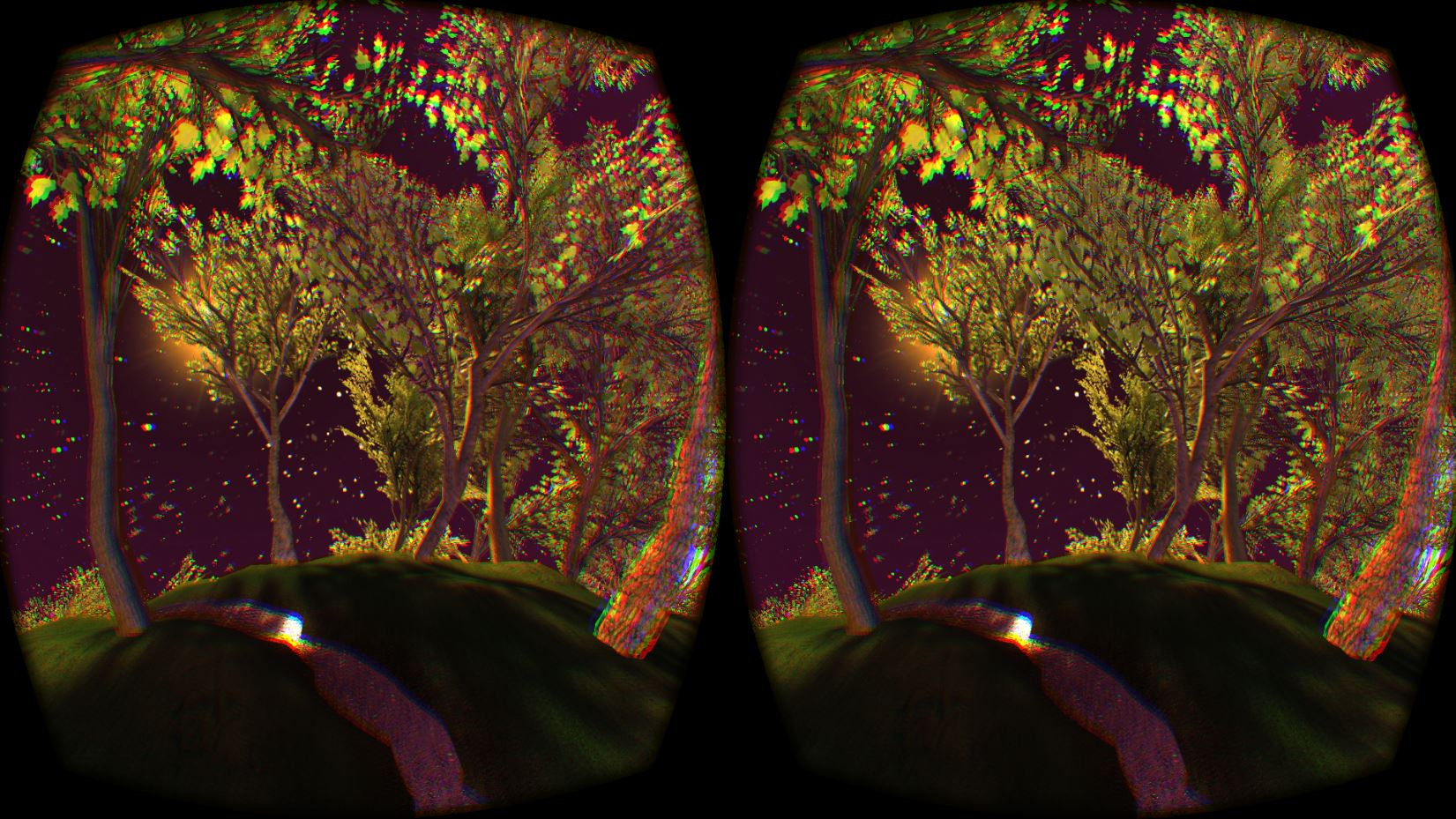 oculus rift shadows of isolation