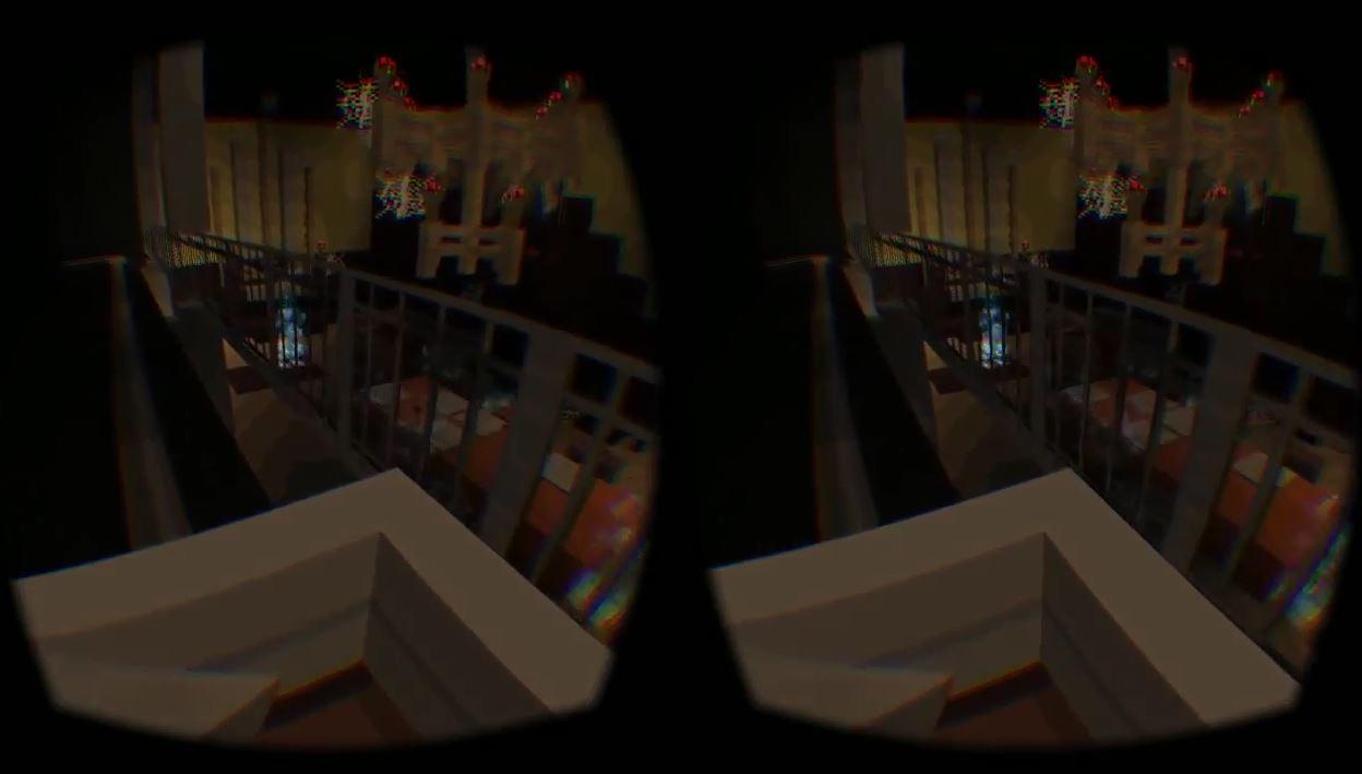 oculus rift minecraft