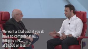 How much does oculus rift cost