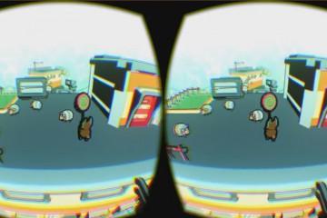 oculus rift lollihop platformer