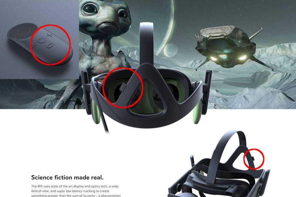 oculus rift new images