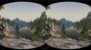 oculus rift skyrim