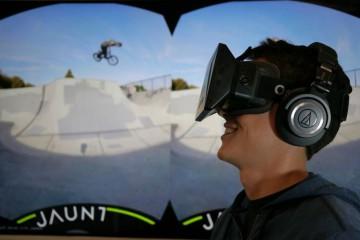VR camera