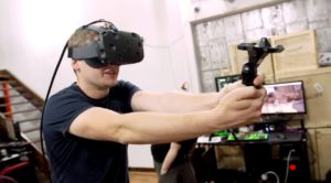 hover junkers htc vive 2