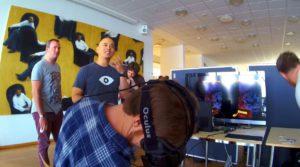 oculus rift motion sickness