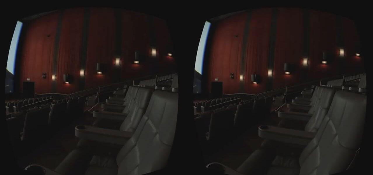 With Oculus Rift CV1 Comes Online Theater - Rift Info
