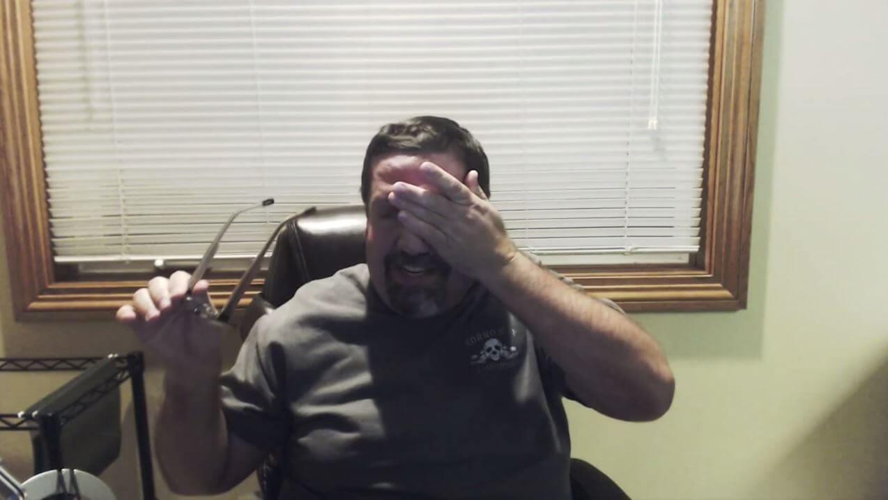 oculus rift cry