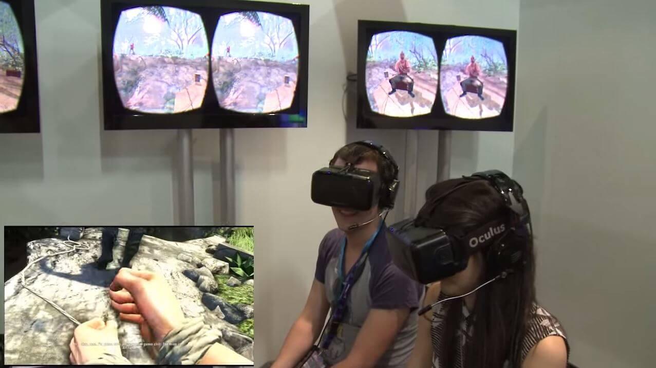 oculus rift vaas far cry 3 vr demo