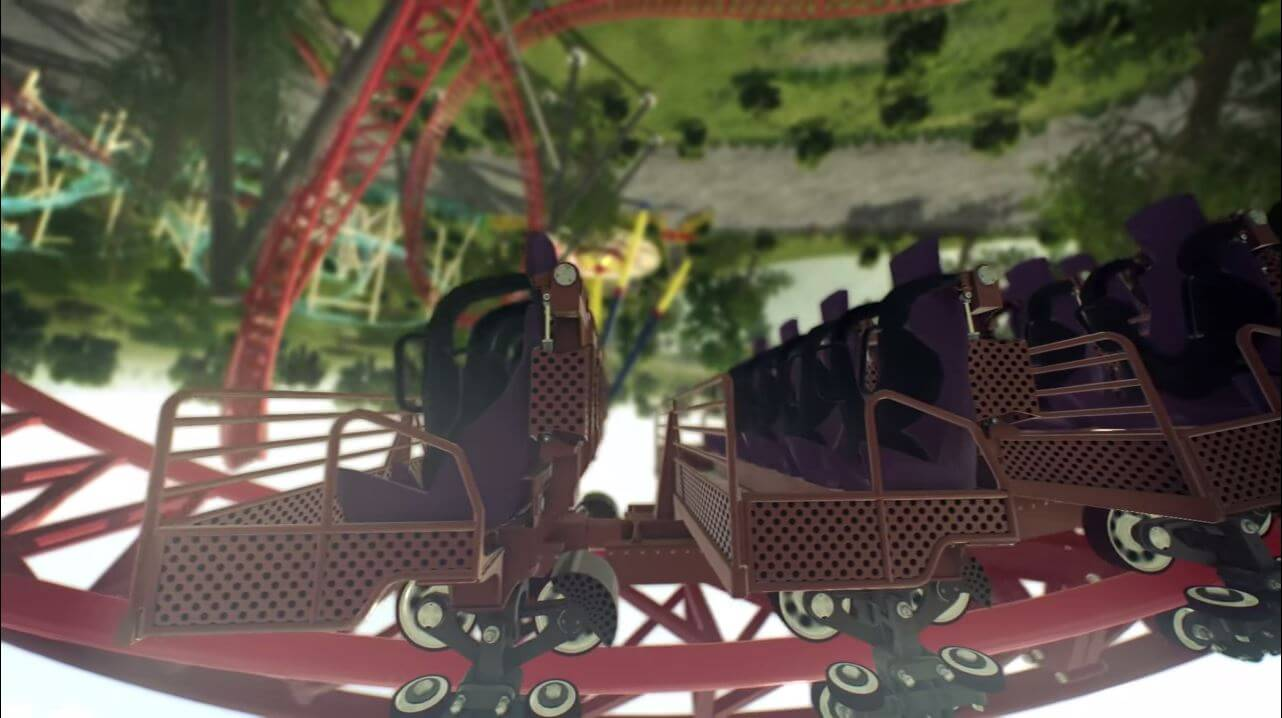 oculus rift roller coaster nolimits 2
