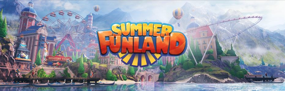 summer funland that has VR attractions