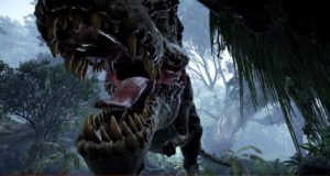 back to dinosaur island vr rift 2