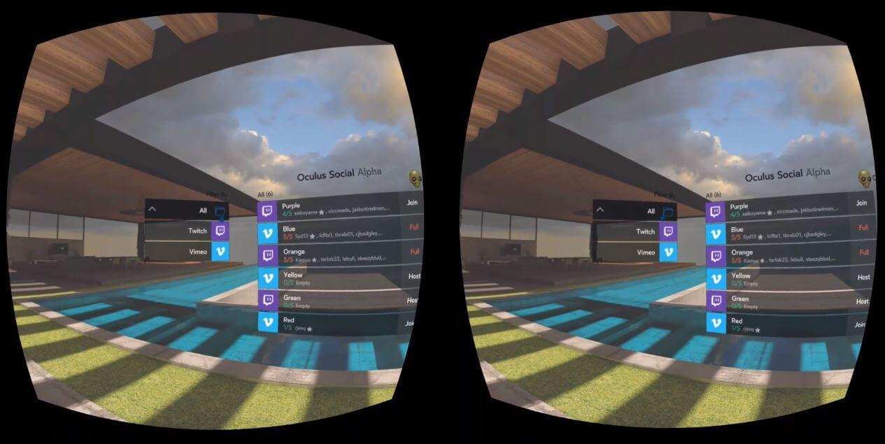 oculus social 2