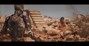 3dar vr danger short film
