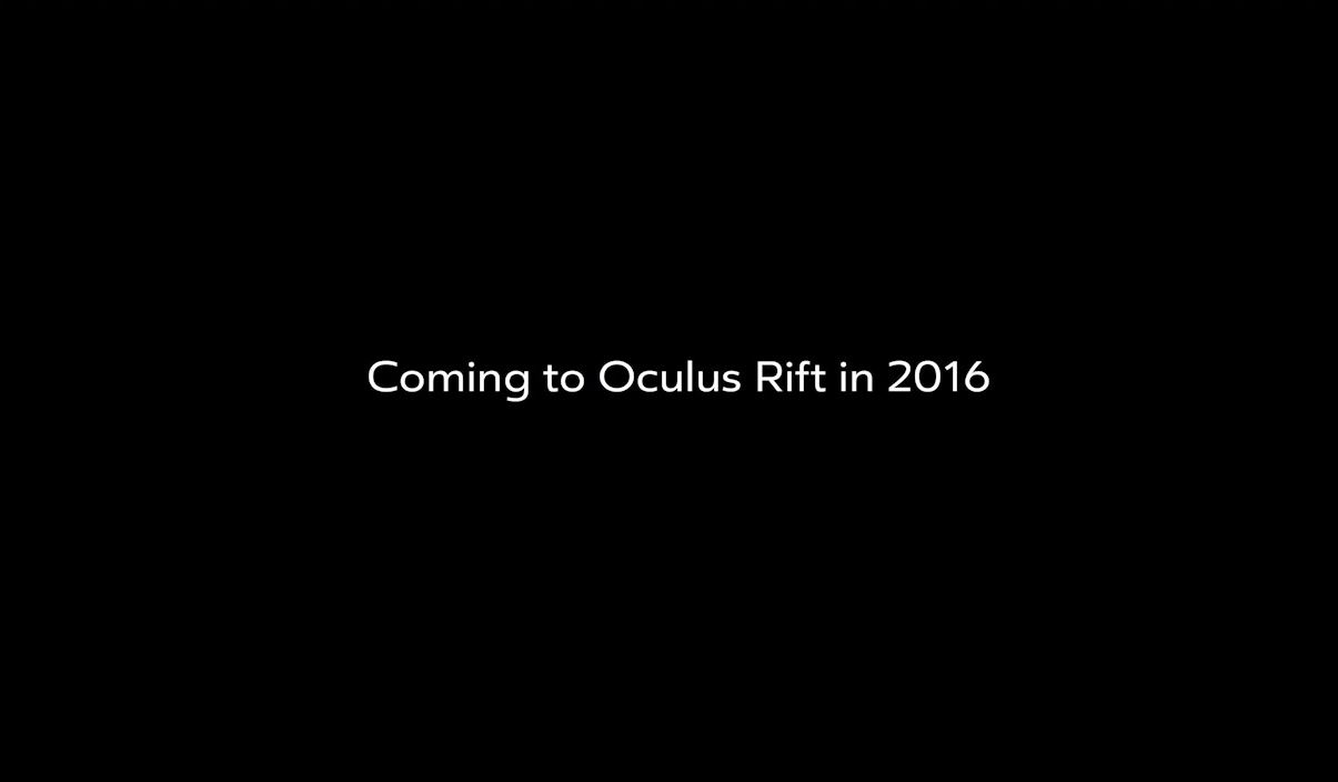 oculus exclusive