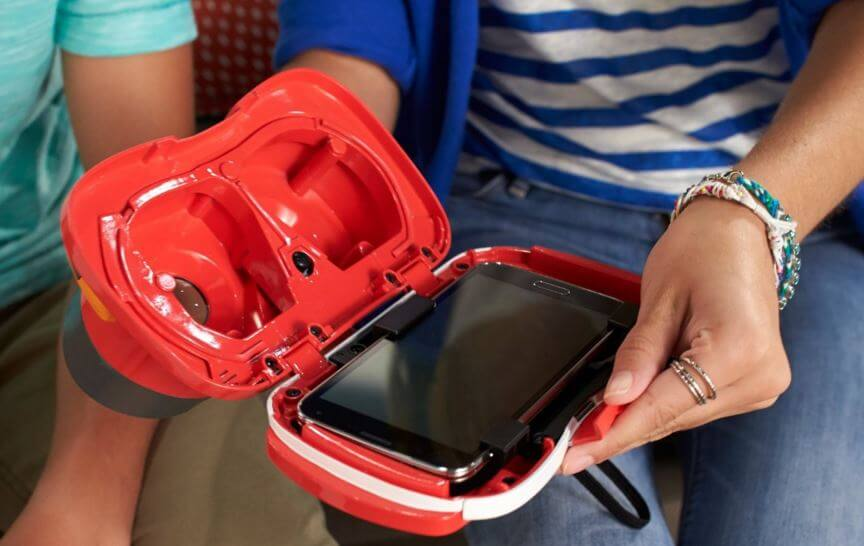 oculus rift iphone apple