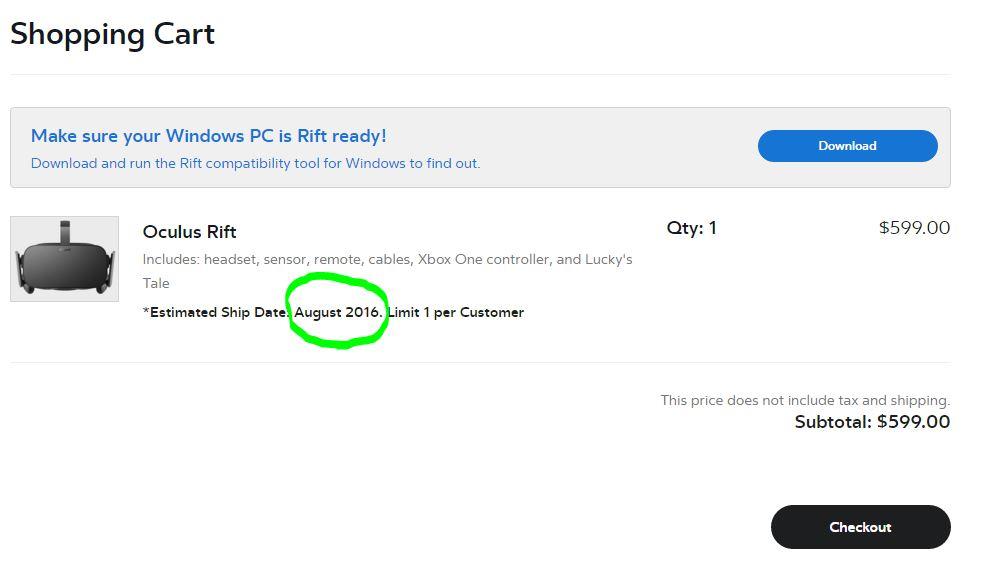 Oculus Rift XPS 8900 bundle review