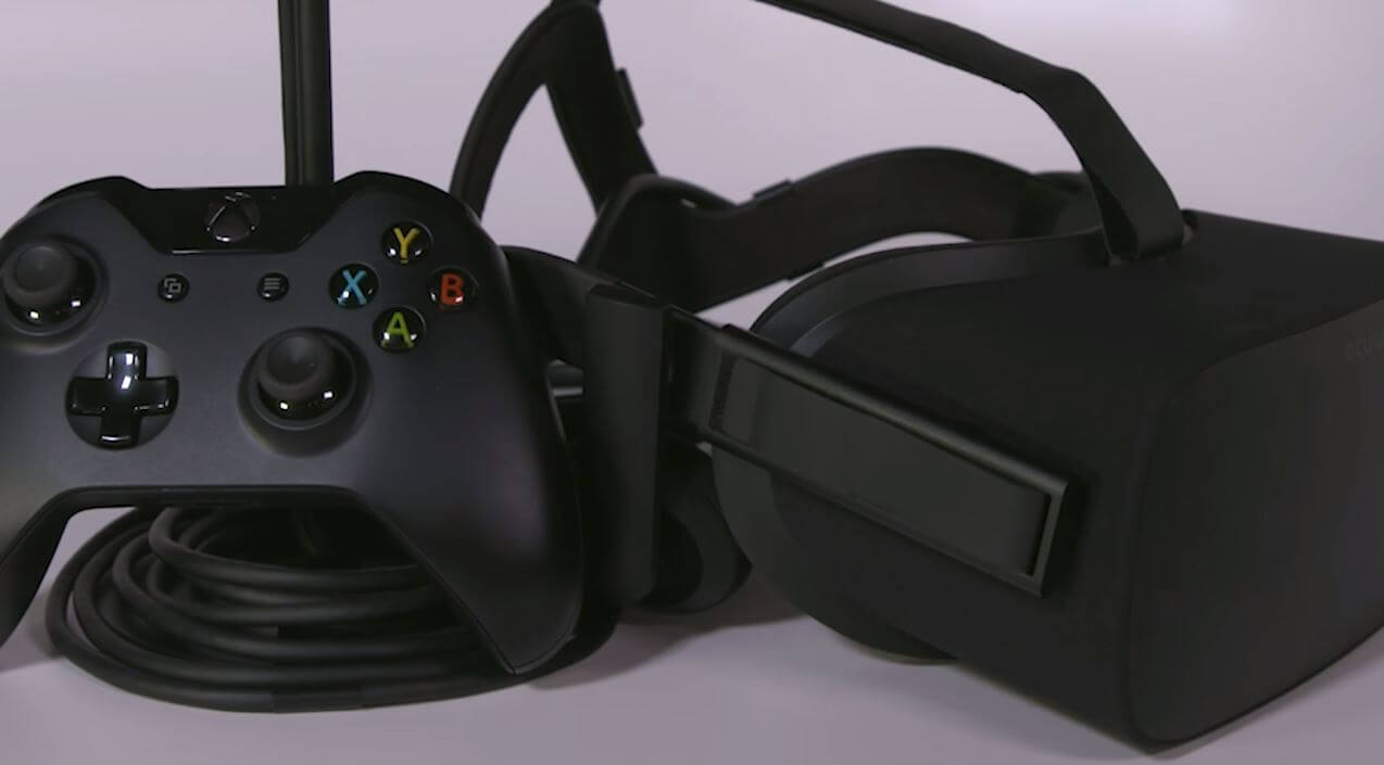 oculus rift review design