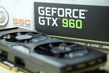 Oculus Rift GTX 960