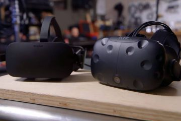 htc vive vs Oculus Rift