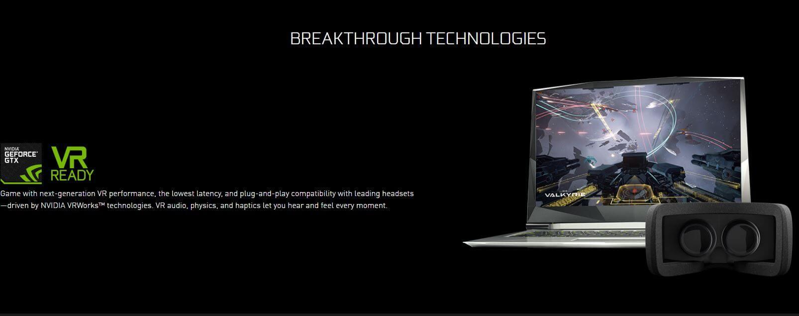 htc vive oculus rift laptop