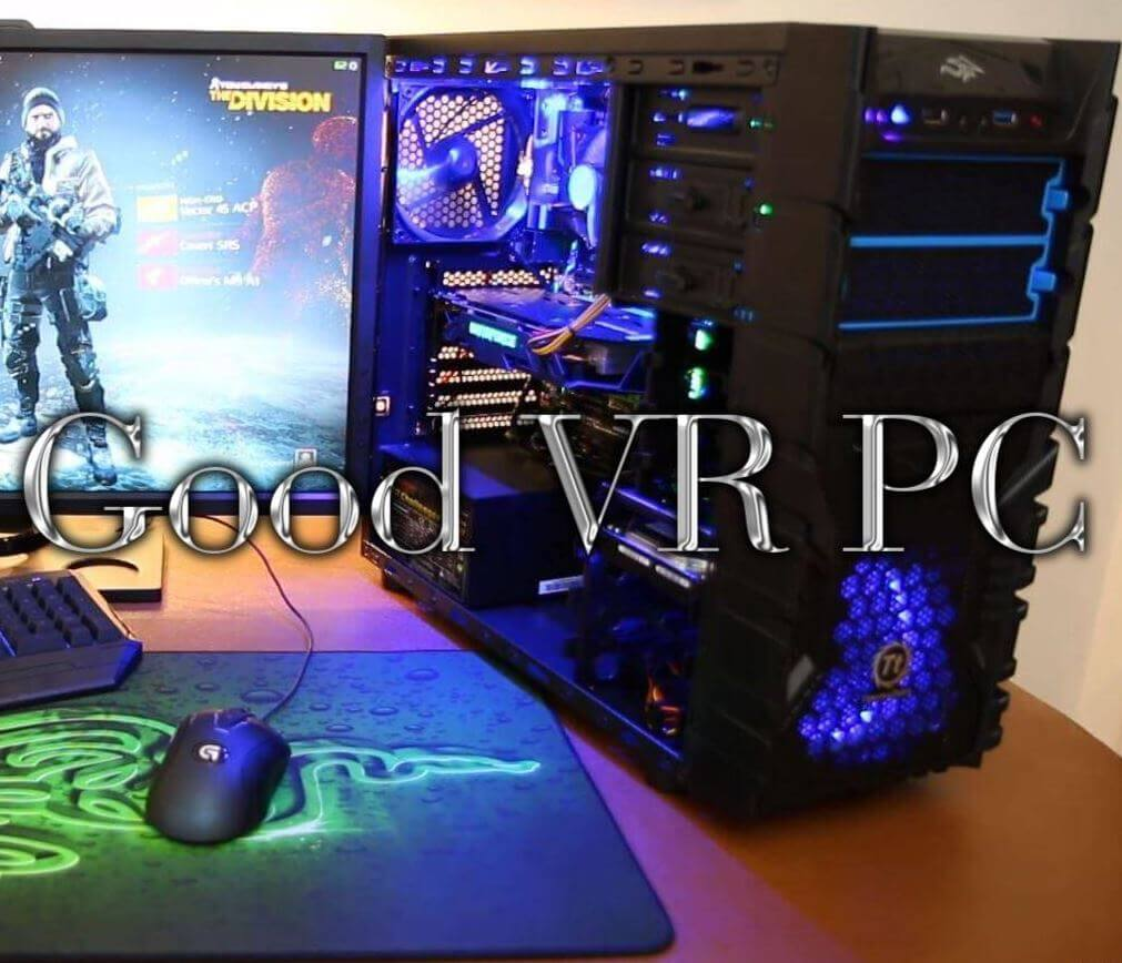 choose your vr pc budget