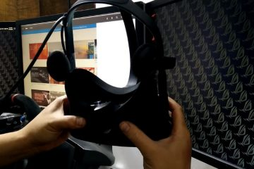 oculus rift orange light black screen