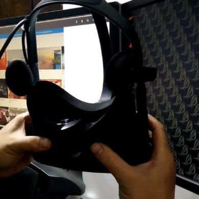 oculus rift orange light black screen