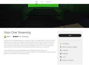 Will Oculus Rift Work With Xbox One streaming