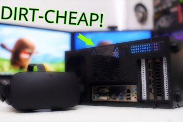 cheapest oculus rift pc CHEAP