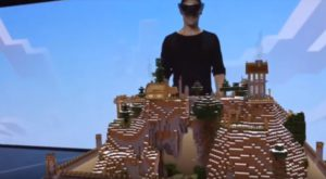 will oculus rift work with xbox one hololens