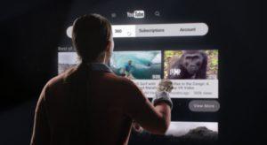 oculus rift youtube app