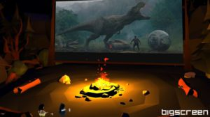 oculus rift youtube app bigscreen beta