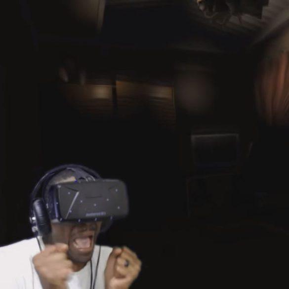oculus rift horror games