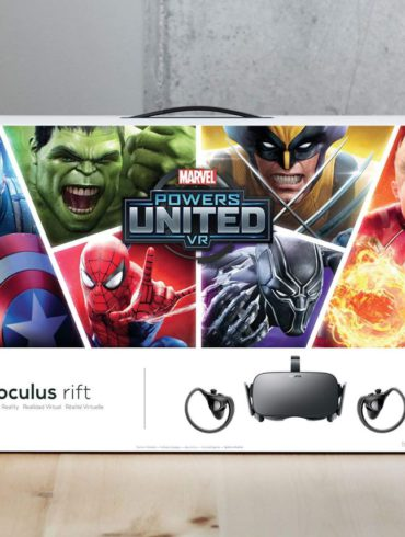 what comes with the oculus rift