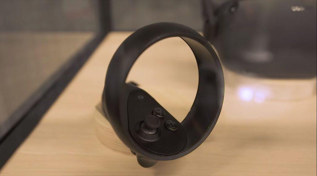 oculus quest spec comparison controllers