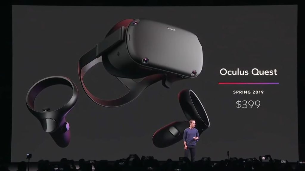 oculus quest spec comparison price