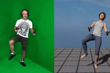 oculus rift full body tracking
