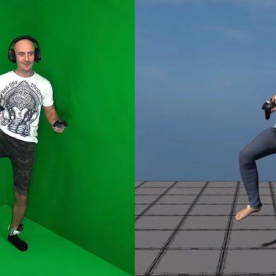 oculus rift full body tracking