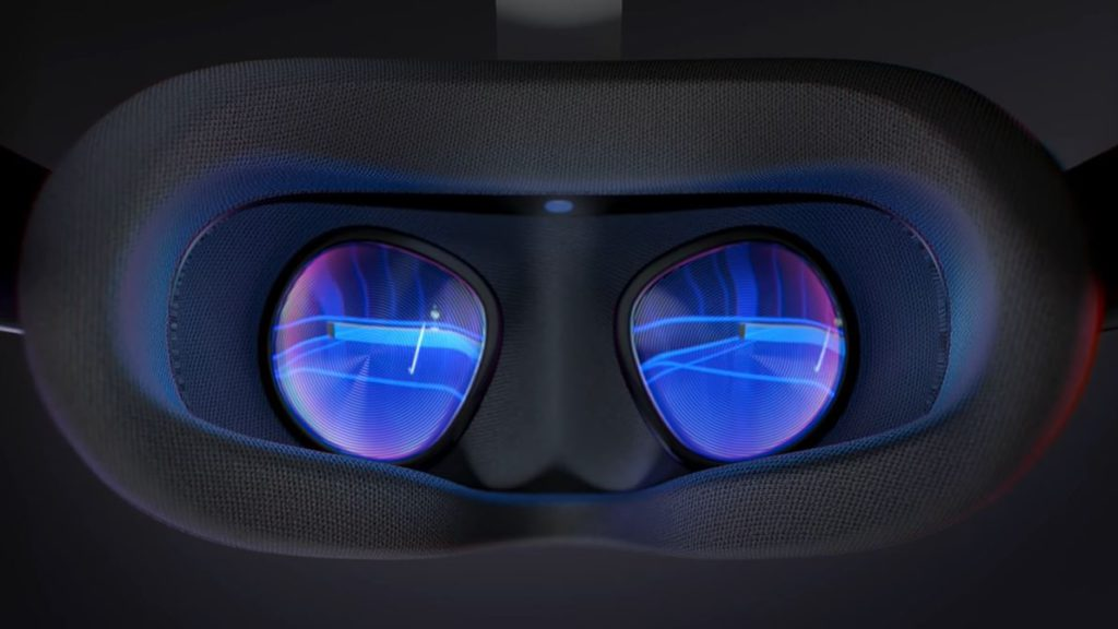 OCULUS quest release date display