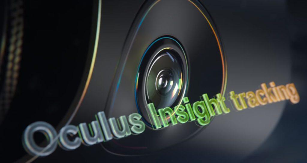 Oculus Rift s tracking cameras