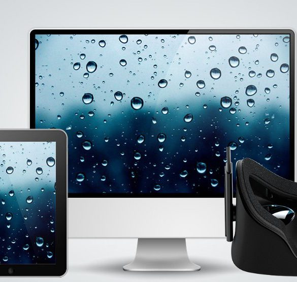 Oculus rift on Mac