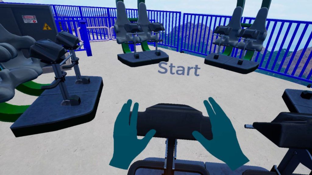 rideop thrill best free oculus rift games