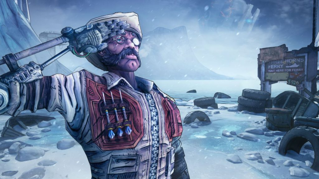 "Borderlands 2 ""May"" About to be Released For Oculus Rift."
