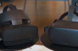 oculus rift S vs oculus quest specs